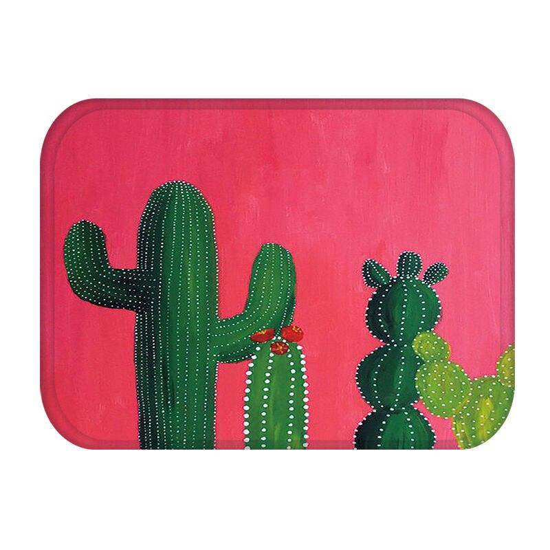 Tapis De Bain Cactus