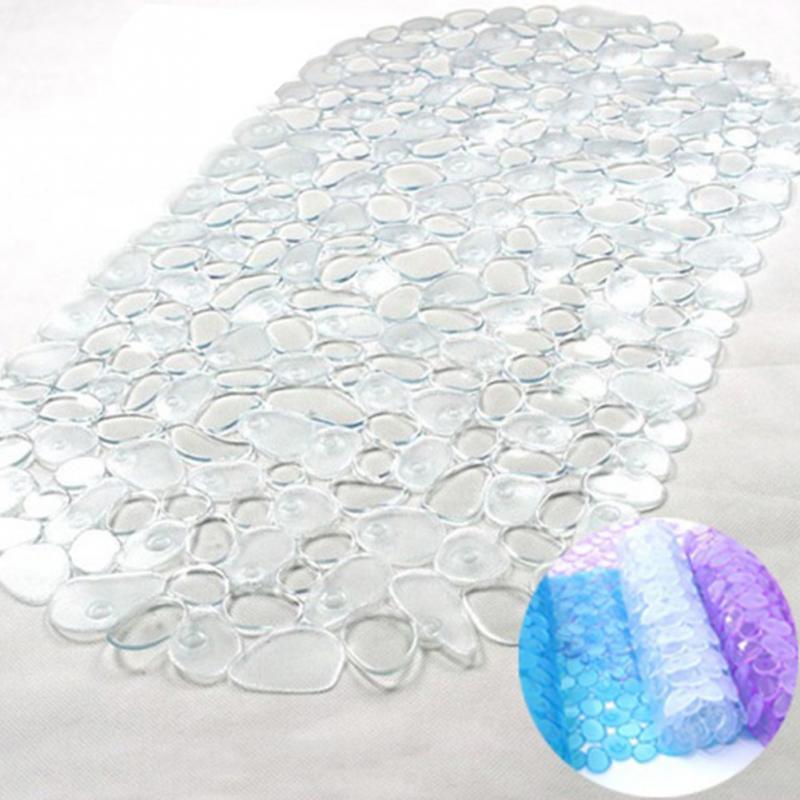 Tapis De Bain Transparent
